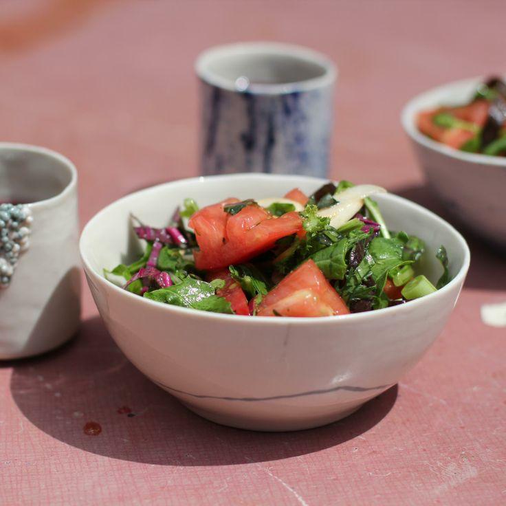 Paris-Melbourne's bowls/ tablewares.