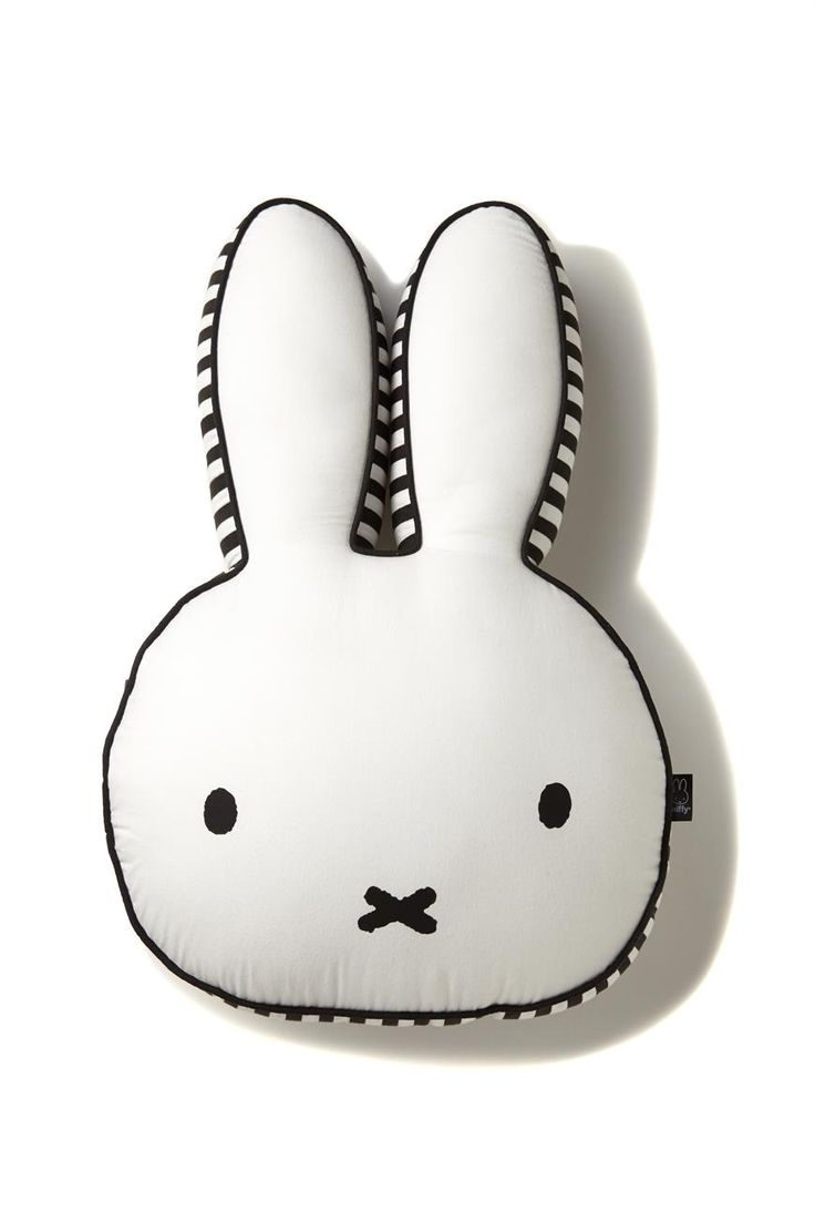 MIFFY FLOOR CUSHION <br> 60cm x 42cm Cotton Outer Polyester Inner