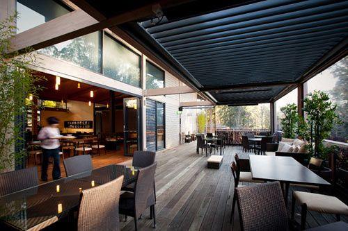 Olinda Tea House by Smith + Tracey Architects, Olinda, Australia