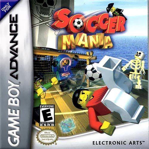 Lego Soccer Mania - Game Boy Advance Game