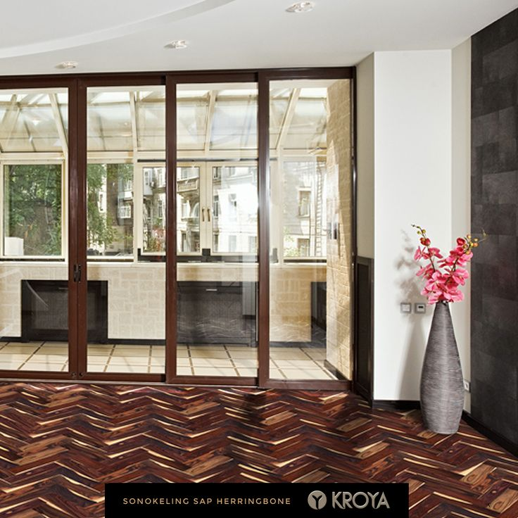 Sonokeling wood's beauty is just undeniable. There's no other wood has such mysterious dark color, and grain as strong as Sonokeling. The uniqueness of Sap just concluded how precious this flooring is.  www.kroyafloors.com #woodflooring #sonokeling #sap #hardwood #flooring