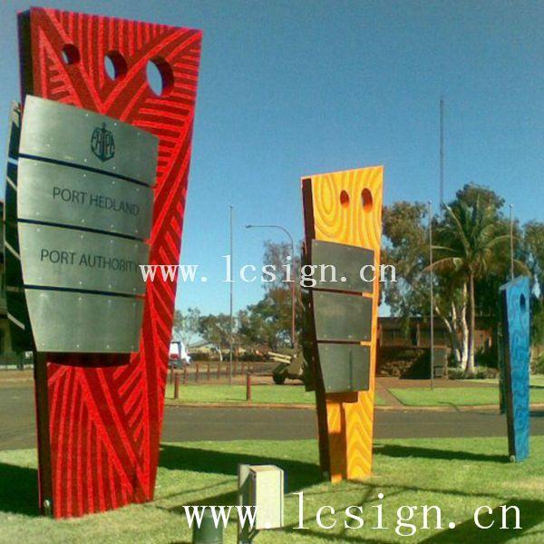 301 best signage images on pinterest signage design for Exterior signage design