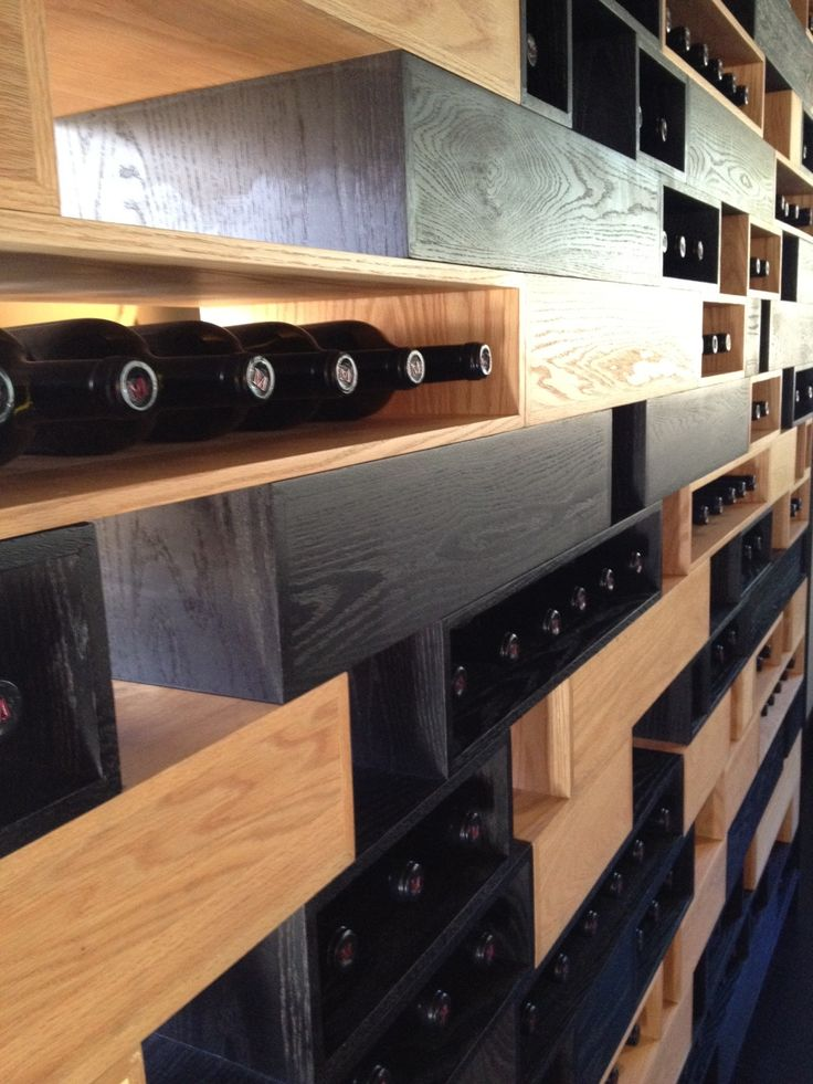 Don't Build A Wall, Build A Wine Rack. Merus & Altvs.