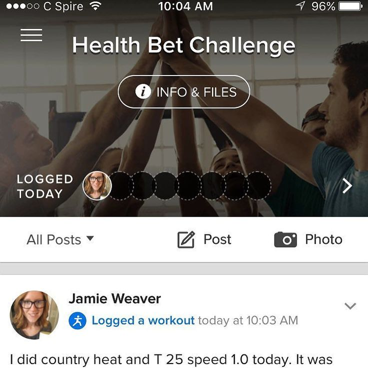 This app is SO HELPFUL!! Every challenger has been participating daily. It provides Reminders to log workouts and Shakeology A fun platform to interact with others! ... Want to jump in on the next group?? Leave your email below!