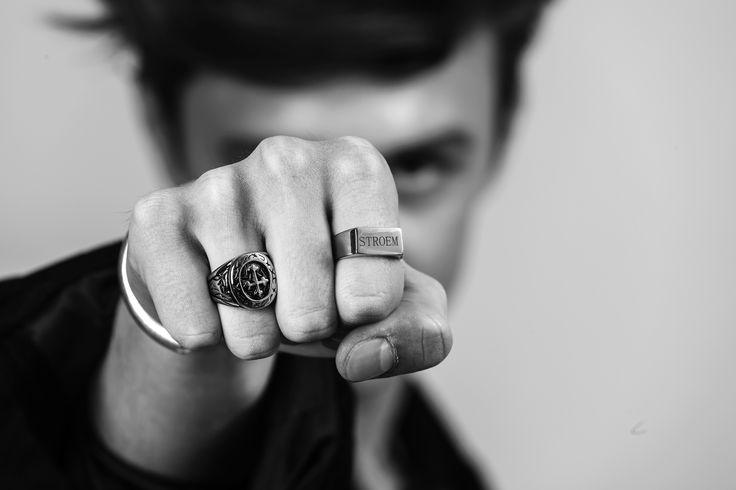STROEM Rings.  #STROEM #Rings #Fashion