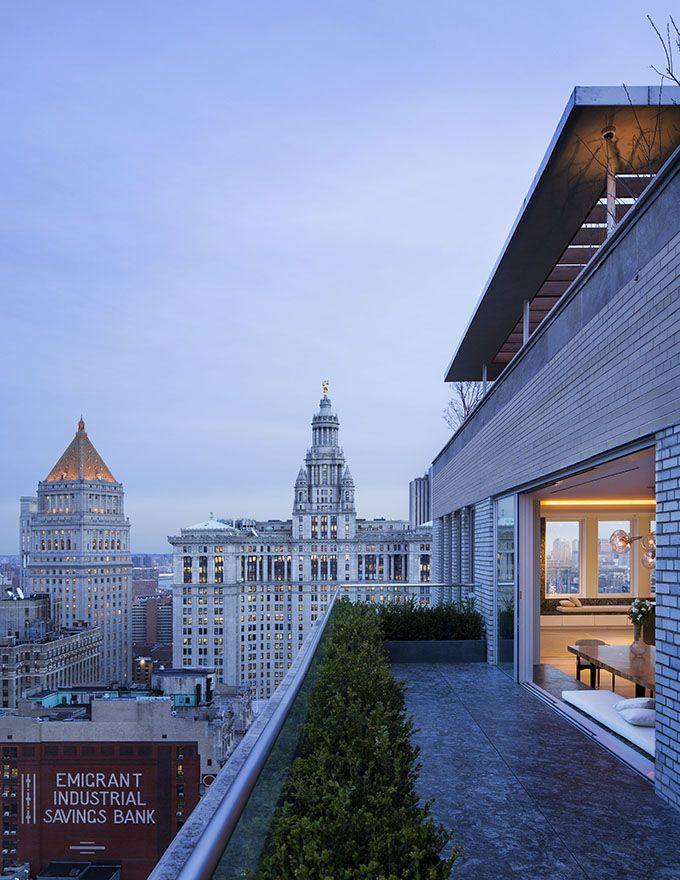 TriBeCa Penthouse – New York - The Cool Hunter