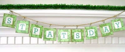 st patty's bannerFun Holiday, Patty'S Banners, St Paddy, Memories Matching, Kids Memories, St Patty'S, St Patricks, Patti Banners