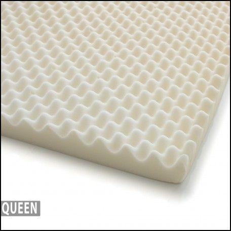 4 inch egg crate mattress pad