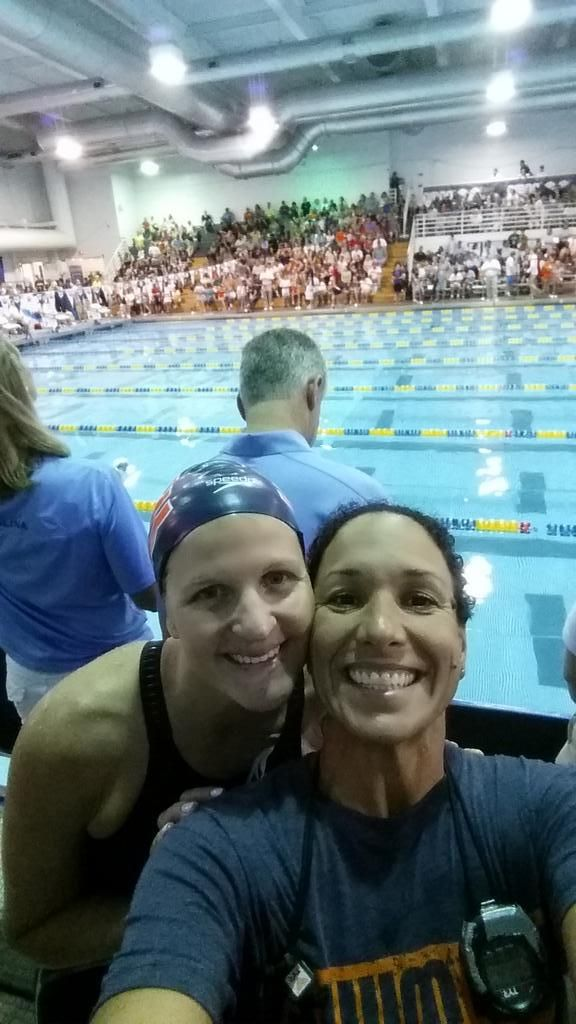 Kirsty Coventry Still On Form; Breaks Own Zim Record