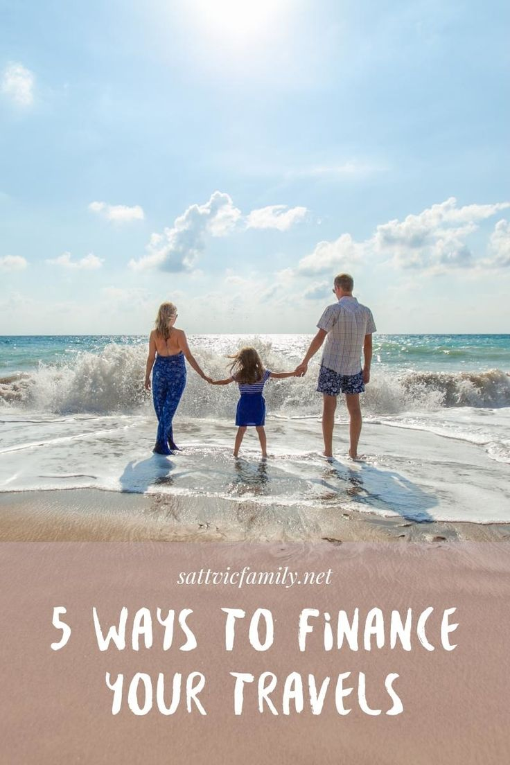 Looking to become a digital nomad? Here are 5 ways to finance your travels.