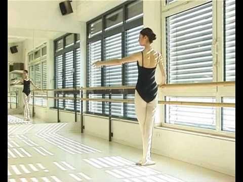 Classic Ballet Barre