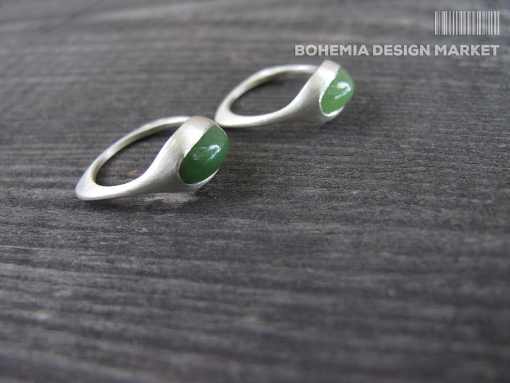 >>Ring YOGA Nefrit - SOUL Jewellery <<  Enjoy Uniqueness & Quality of Czech Design http://en.bohemia-design-market.com/designer/miroslava-nana-souljewellery  @BohemiaDesignM #love #design #czechrepublic #original