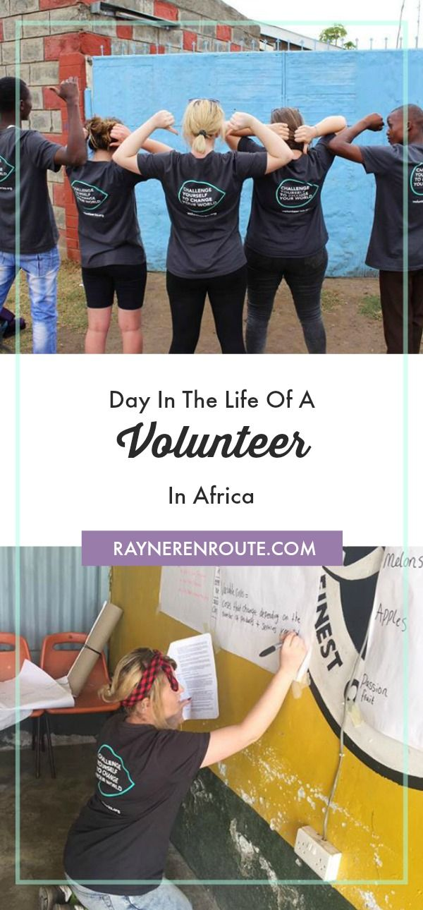 Ever wondered what the day to day life of a volunteer in Africa is like? Read my story to find out what it was like spending 3-months in Kenya with the International Citizens Service.