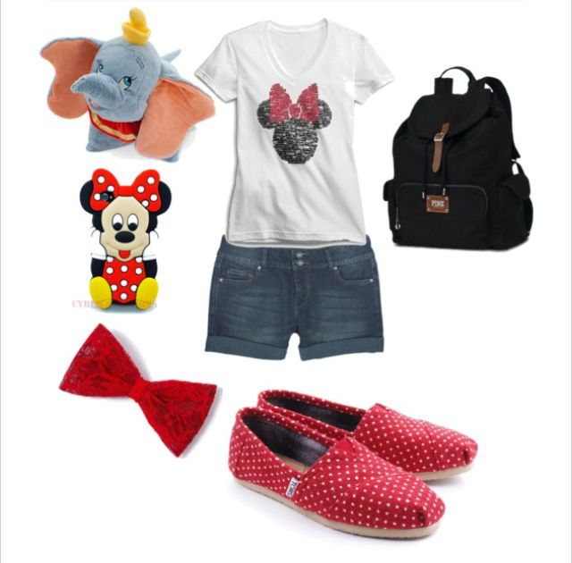 Disney World Trip- disney inspired outfit.
