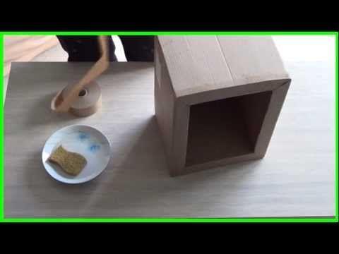 Cubo de carton parte 2