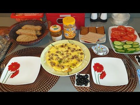 يعداد وجبة فطور صحية و وصفات لي عملتهة ف نهاية السبوع Youtube Food Breakfast French Toast