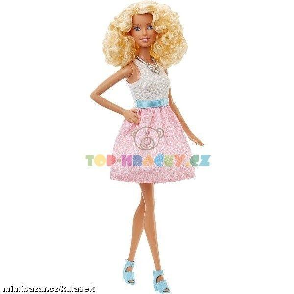 BRB Barbie fashionistas modelka 14 279,-