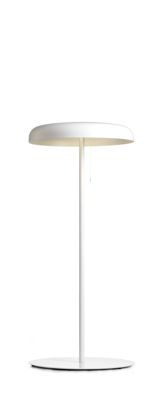 Mushroom M floor light by Matti Klenell for Örsjö