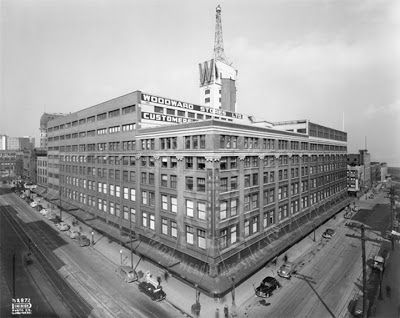 The Department Store Museum: Woodward's Stores, Ltd., Vancouver, BC, Canada