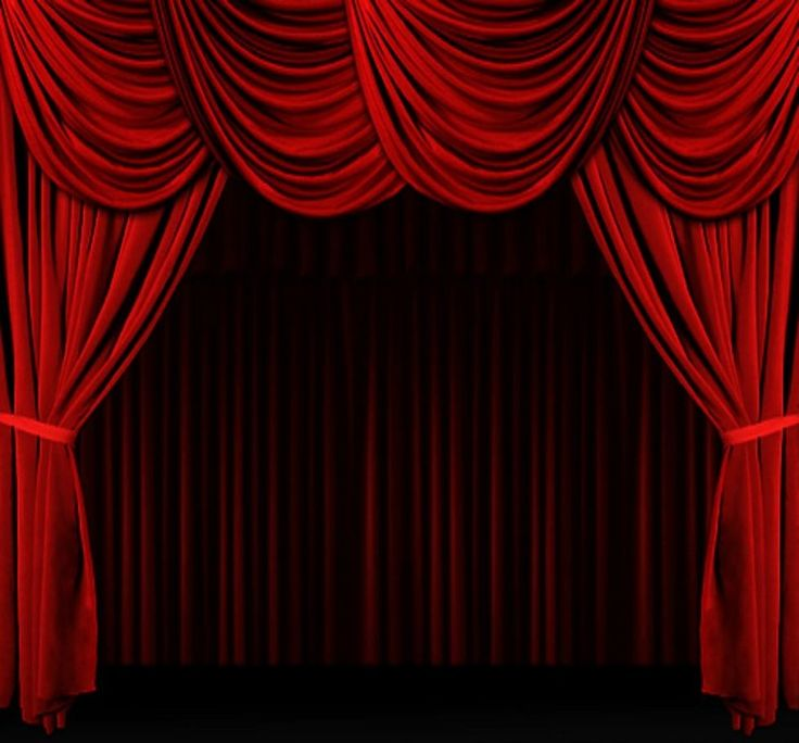 The 25 Best Ideas About Red Velvet Curtains On Pinterest