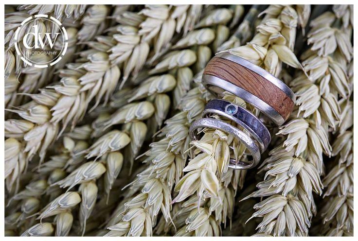 Wedding ring shot at The Granary Barns, Suffolk