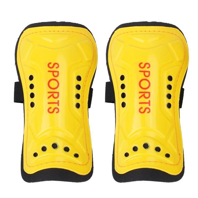 One Pair Lightweight Soccer shin pads Leg Protector Kids Adult Soft Outdoor Sports Safety Football
