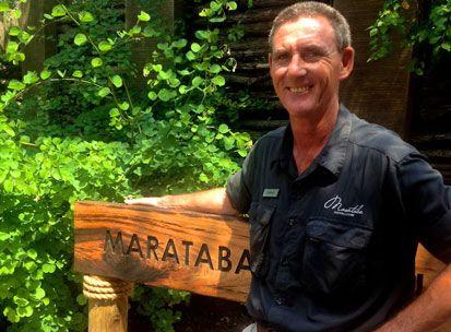 Gerhard Pieters  Assistant Head Guide #MOREpeople #MOREfieldguides #MaratabaFamily