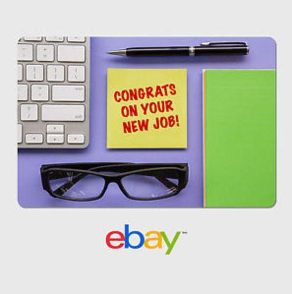 Ebay Digital Gift Card: Best 25+ New Job Congratulations Ideas On Pinterest