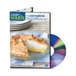 INM and Hoffman Media Deliver a Must-Have Kitchen Essential for Southern Cooks and Chefs - Taste of the South: The Complete Collection DVD provides instant access to over 2,900 searchable recipes