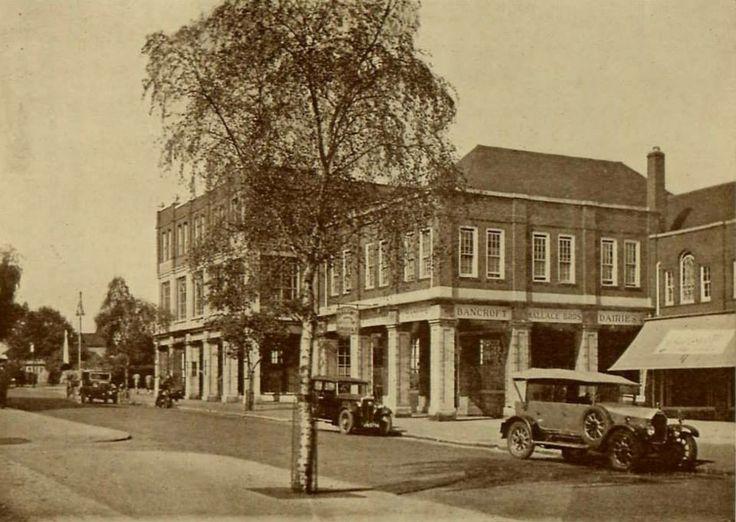Station Road Letchworth Garden City