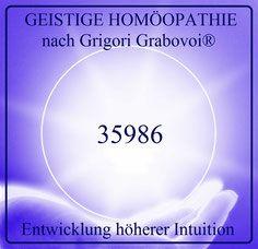 Entwicklung höherer Intuition, GEISTIGE HOMÖOPATHIE nach Grigori Grabovoi®, Sphäre