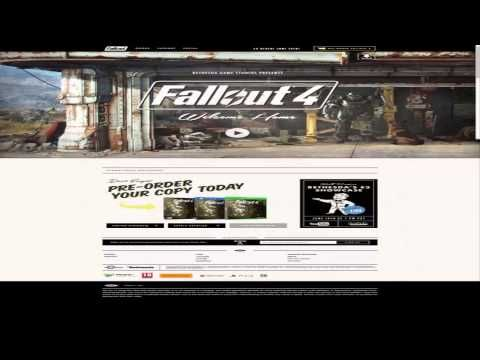 Fallout 4 - Official Trailer (June 2015)