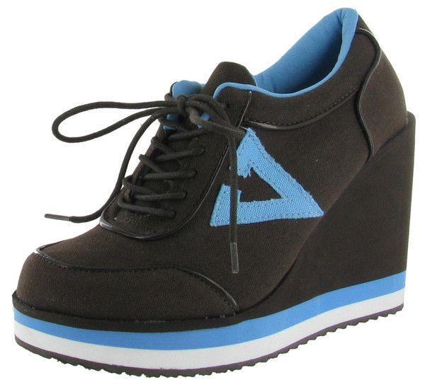 volatile kicks tart s wedge sneakers shoes platform