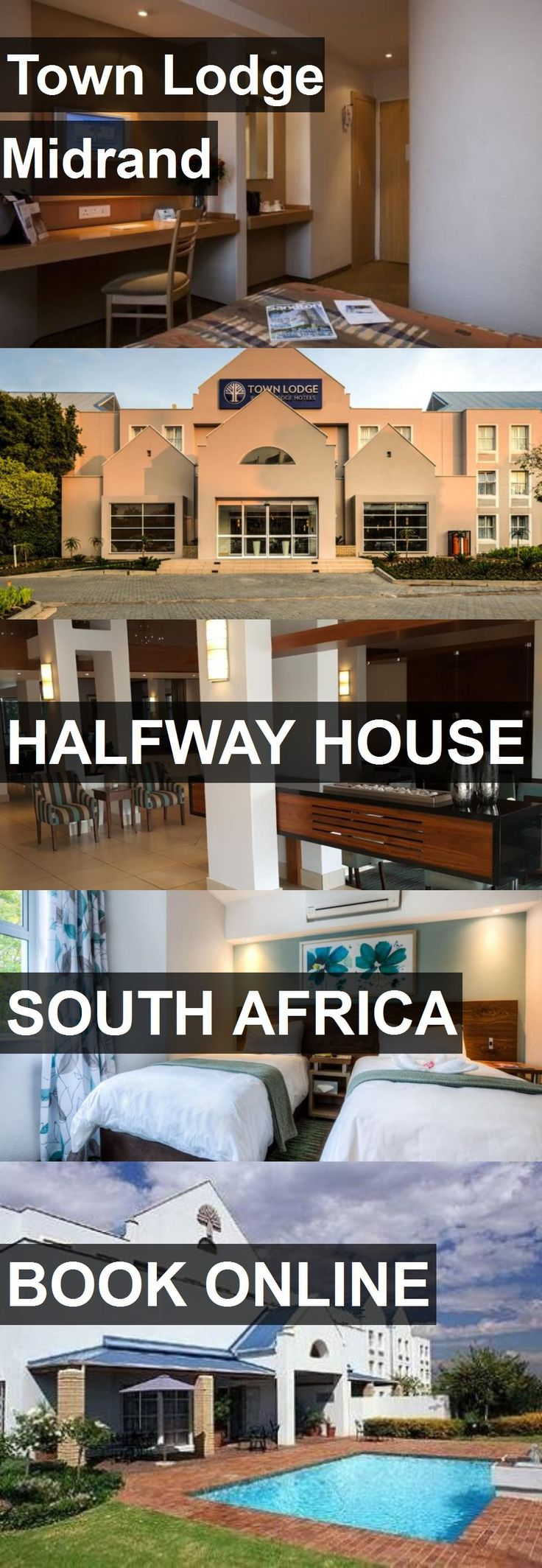 Hotel Town Lodge Midrand in Halfway House, South Africa. For more information, photos, reviews and best prices please follow the link. #SouthAfrica #HalfwayHouse #travel #vacation #hotel
