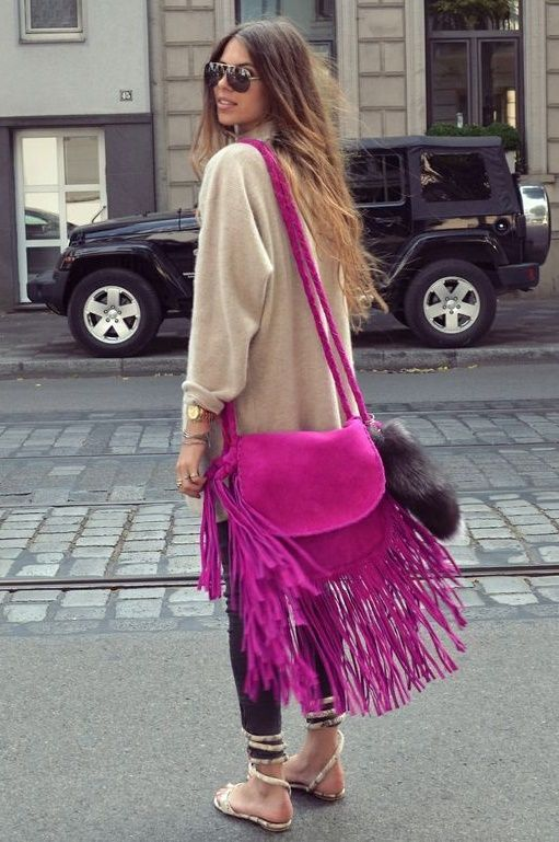 Obsessed with fringe: