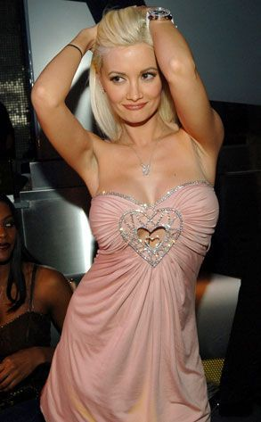 Holly Madison Love this dress!