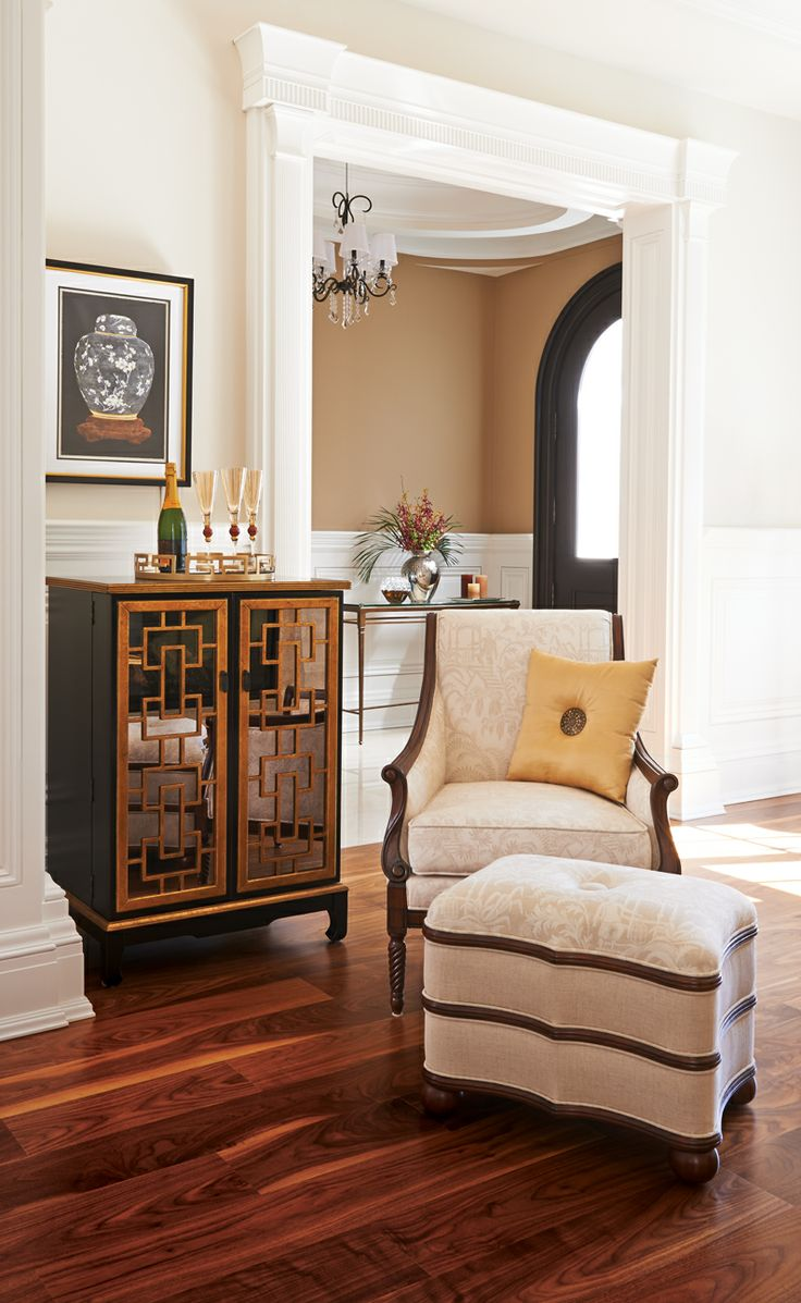 Peking Bar and Eastwood Accent Chair | Bombay Canada