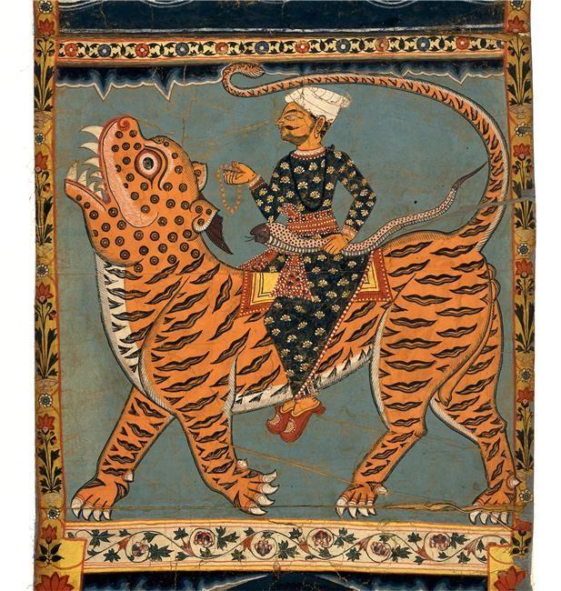 Tigre inde