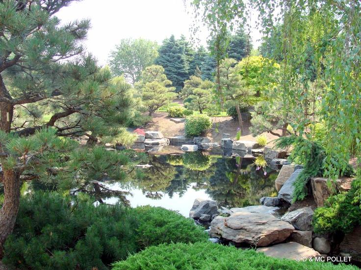 Jardin botanique de Denver (Colorado)