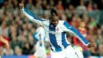 Thievy Bifouma - RCD Espanyol to West Brom