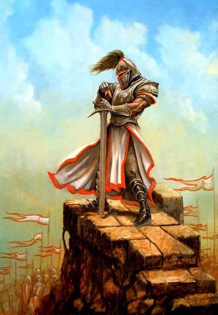 crusader by Wayt Smith