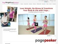 Lose Weight, Balance Your Hormones  & Transform Your Body with Yoga - Yoga Weight Loss Journey