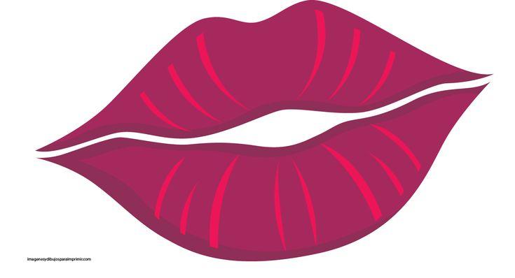 labios dibujo para colorear - Buscar con Google | worksheets ...
