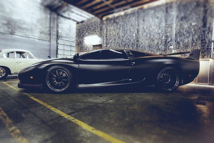 "fullthrottleauto: ""Jaguar XJ220 (by bouchez photography) """