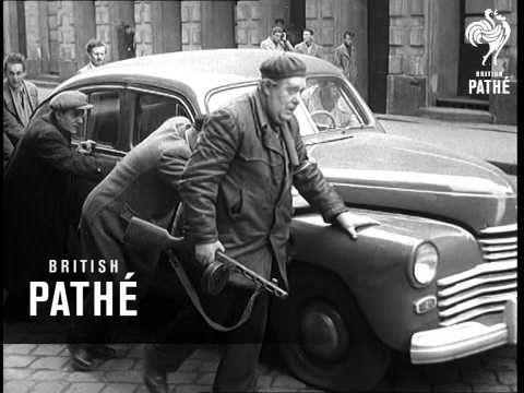 The Battle Of Budapest (1956) - YouTube