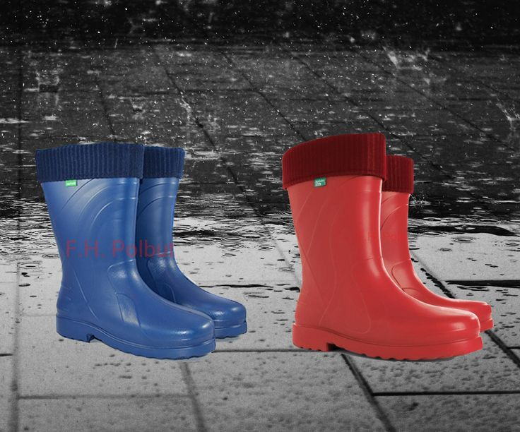 Super #comfortable Luna model from Demar. #Wellington #boots for #women's new and modern #patterns available on eBay !