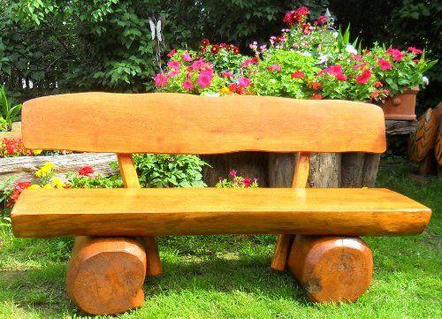 Gartenbank Holz Massiv 3 Sitzer Gartenbank Holz Massiv