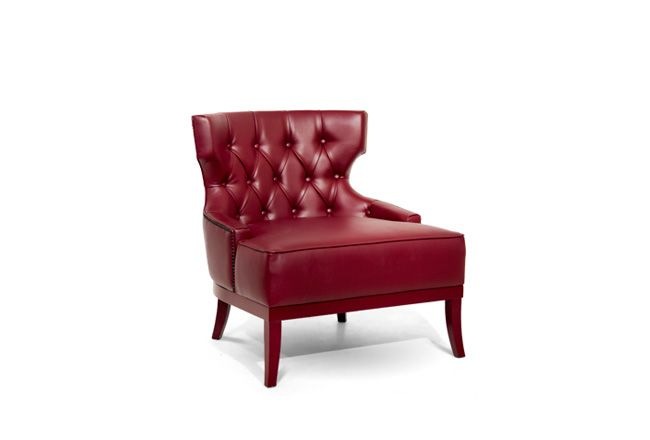 Die besten 17 ideen zu rote ledersofas auf pinterest for Sessel gray 07