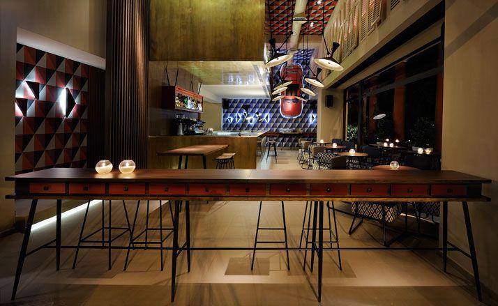 O13 Café-Bar In Thessaloniki, Greece | Yatzer