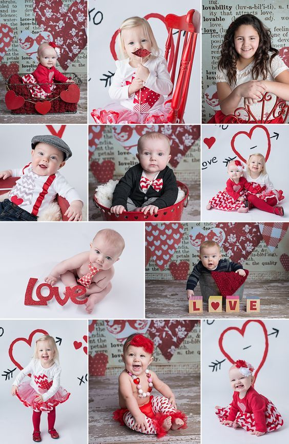 26 Best Valentines Baby Images On Pinterest Side Dishes
